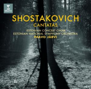 shostakovich-cantatas