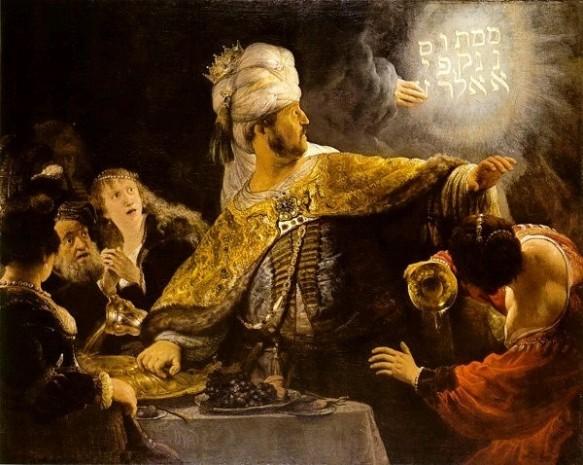 belshazzars-feast-rembrandt