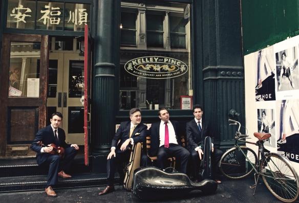 escher-quartet