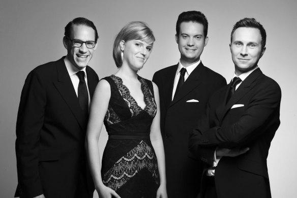 doric-string-quartet