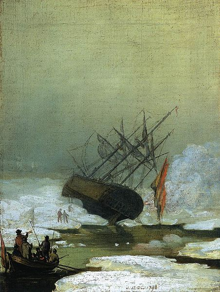 friedrich-wreck-in-the-sea-of-ice