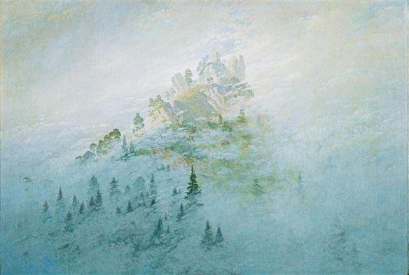 op184-Friedrich_-_Morning_mist_in_the_mountains