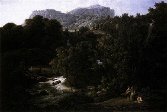 joseph-anton-koch-mountain-scene