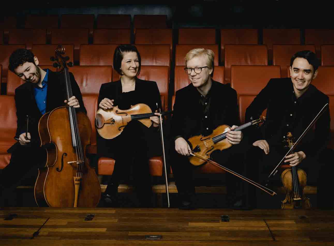 Marmen-Quartet