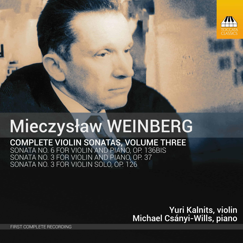 weinberg-violin-sonatas
